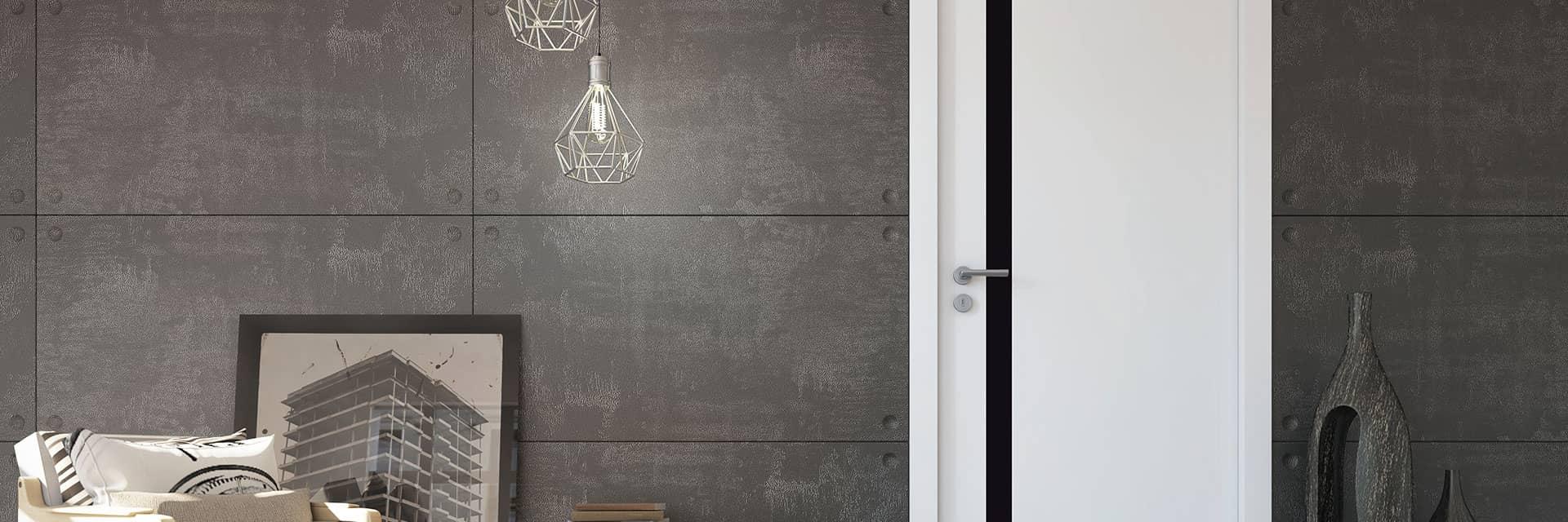 Inteligentny POL-SKONE - drzwi wewnętrzne i zewnętrzne, wejściowe, przesuwne drzwi VZ83